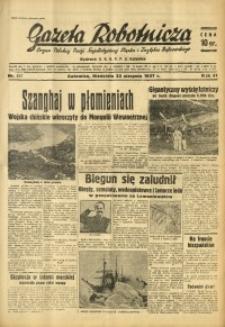 Gazeta Robotnicza, 1937, R. 41, nr 217