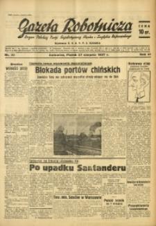 Gazeta Robotnicza, 1937, R. 41, nr 223