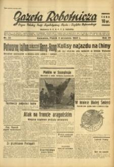 Gazeta Robotnicza, 1937, R. 41, nr 231