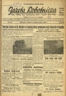 Gazeta Robotnicza, 1937, R. 41, nr 258