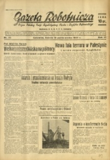 Gazeta Robotnicza, 1937, R. 41, nr 273
