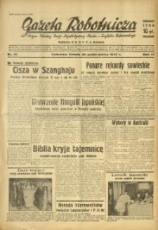Gazeta Robotnicza, 1937, R. 41, nr 285