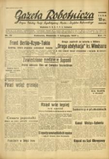 Gazeta Robotnicza, 1937, R. 41, nr 292