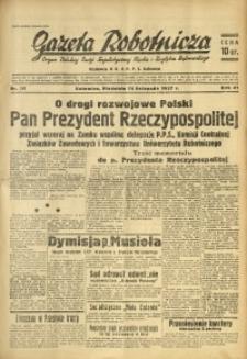 Gazeta Robotnicza, 1937, R. 41, nr 297