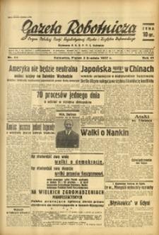Gazeta Robotnicza, 1937, R. 41, nr 314
