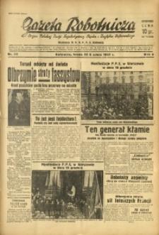 Gazeta Robotnicza, 1937, R. 4 [właśc. 41], nr 330