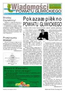 Wiadomości Powiatu Gliwickiego, 2006, nr 1