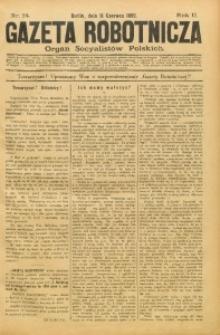 Gazeta Robotnicza, 1892, R. 2, nr 24