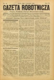 Gazeta Robotnicza, 1894, R. 4, nr 14
