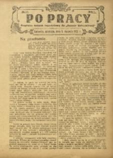Po Pracy, 1923, R. 8, nr 19