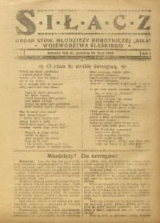 Siłacz, 1923, R. 2, nr 8