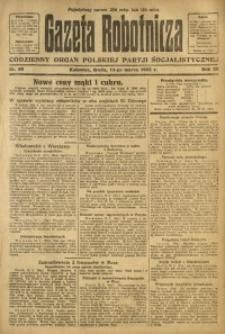 Gazeta Robotnicza, 1923, R. 28, nr 59