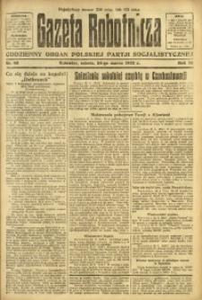 Gazeta Robotnicza, 1923, R. 28, nr 68