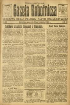 Gazeta Robotnicza, 1923, R. 28, nr 81
