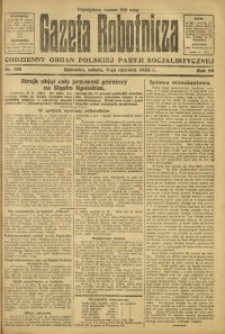Gazeta Robotnicza, 1923, R. 28, nr 126