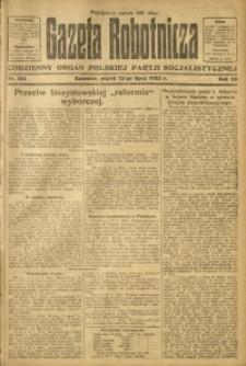 Gazeta Robotnicza, 1923, R. 28, nr 154