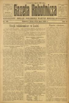 Gazeta Robotnicza, 1923, R. 28, nr 158