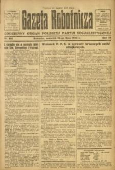 Gazeta Robotnicza, 1923, R. 28, nr 165