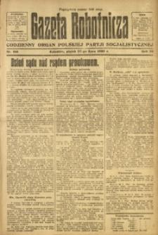 Gazeta Robotnicza, 1923, R. 28, nr 166