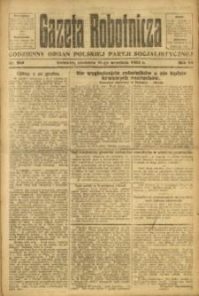 Gazeta Robotnicza, 1923, R. 28, nr 209