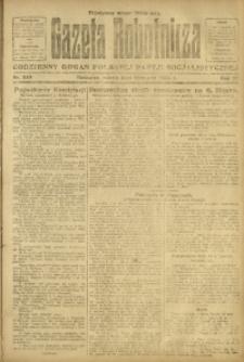 Gazeta Robotnicza, 1923, R. 28, nr 249