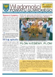 Wiadomości Powiatu Gliwickiego, 2007, nr 6