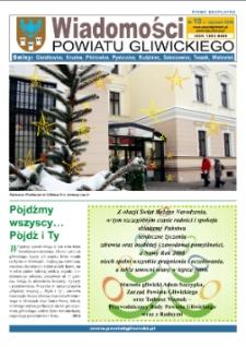 Wiadomości Powiatu Gliwickiego, 2008, nr 10