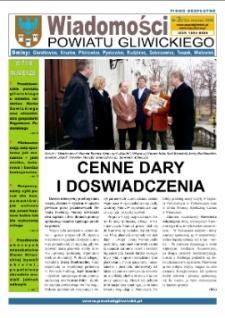 Wiadomości Powiatu Gliwickiego, 2008, nr 3(12)