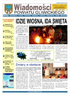 Wiadomości Powiatu Gliwickiego, 2009, nr 3(24)