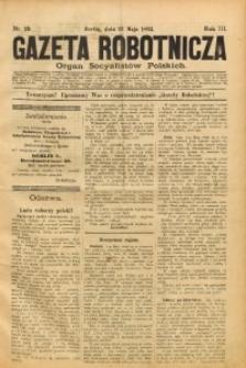 Gazeta Robotnicza, 1893, R. 3, nr 19