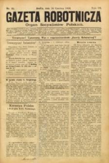 Gazeta Robotnicza, 1893, R. 3, nr 25