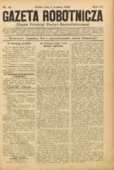 Gazeta Robotnicza, 1893, R. 3, nr 38