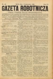 Gazeta Robotnicza, 1893, R. 3, nr 40