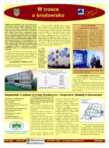 Wiadomości Powiatu Gliwickiego, 2009, nr 11(32) Wkładka