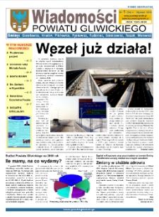 Wiadomości Powiatu Gliwickiego, 2010, nr 1(34)
