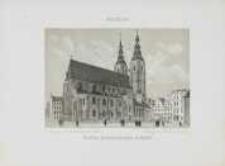Wrocław. Kościół św. Marii Magdaleny