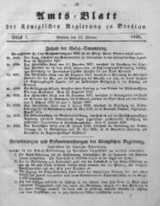 Amts-Blatt der Königlichen Regierung zu Breslau, 1858, Bd. 49, St. 7