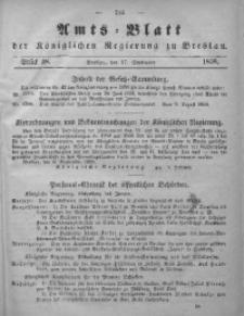 Amts-Blatt der Königlichen Regierung zu Breslau, 1858, Bd. 49, St. 38