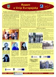 Wiadomości Powiatu Gliwickiego, 2011, nr 3(48) Wkładka