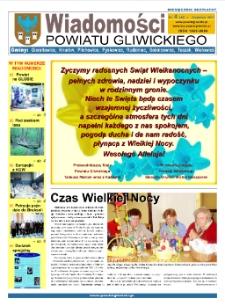 Wiadomości Powiatu Gliwickiego, 2011, nr 4(49)