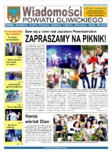 Wiadomości Powiatu Gliwickiego, 2011, nr 6(51)