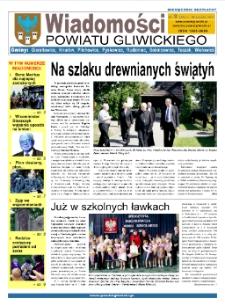 Wiadomości Powiatu Gliwickiego, 2011, nr 9(54)