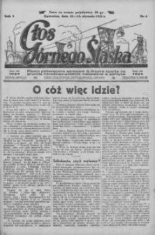 Głos Górnego Śląska, 1925, R. 5, nr 4