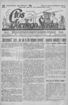 Głos Górnego Śląska, 1925, R. 5, nr 62