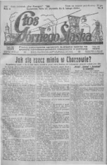 Głos Górnego Śląska, 1926, R. 6, nr 5