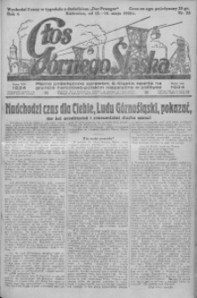 Głos Górnego Śląska, 1926, R. 6, nr 22