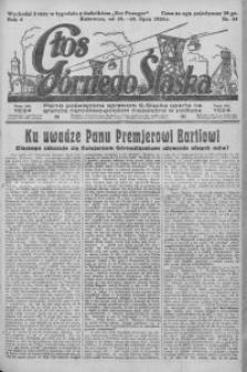 Głos Górnego Śląska, 1926, R. 6, nr 44