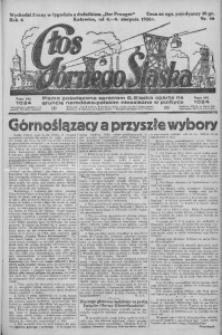 Głos Górnego Śląska, 1926, R. 6, nr 46