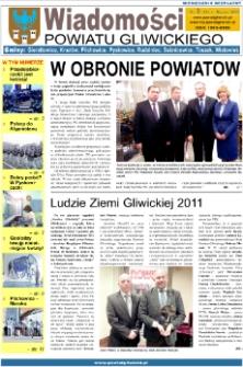 Wiadomości Powiatu Gliwickiego, 2012, nr 3(60)