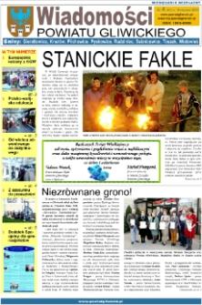 Wiadomości Powiatu Gliwickiego, 2012, nr 4(61)